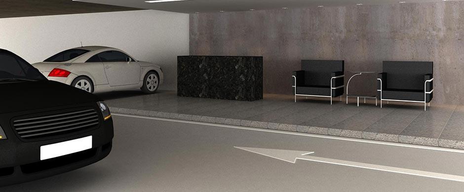 Projetos, Planejamento e Soluções para Garagens