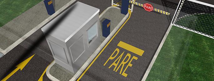 Planejamento de Garagens